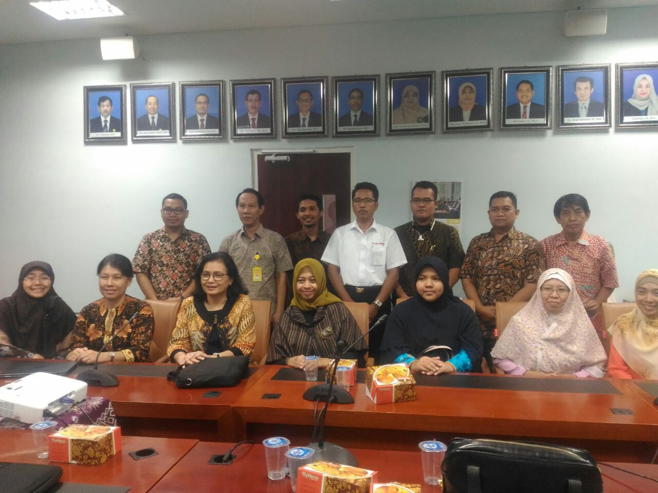 Rapat Koordinasi FPJM