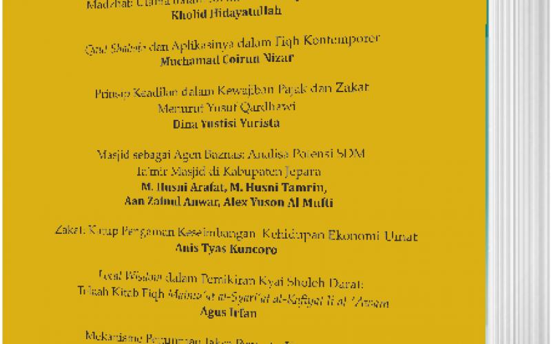 ULUL ALBAB: JURNAL STUDI DAN PENELITIAN HUKUM ISLAM