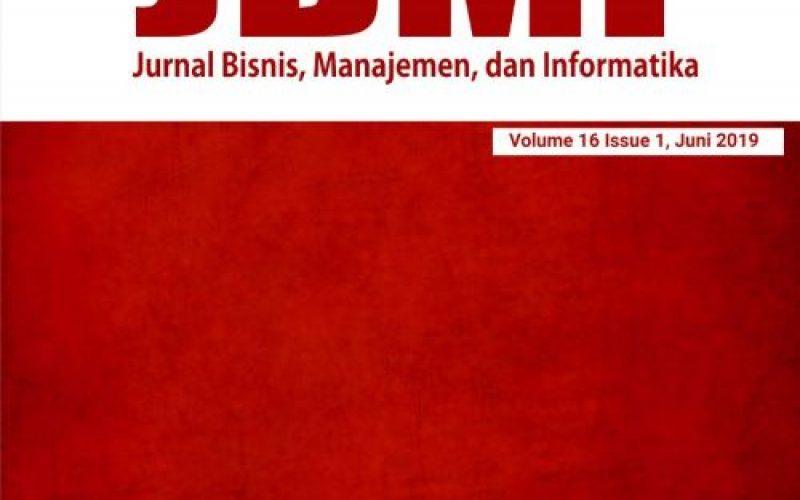 JURNAL BISNIS, MANAJEMEN, DAN INFORMATIKA (JBMI)
