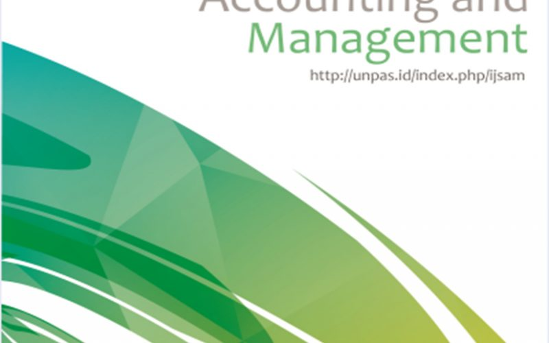 INDONESIAN JOURNAL OF SUSTAINABILITY ACCOUNTING AND MANAGEMENT (IJSAM)